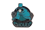 Haunted Mansion Ghouls Mascot - Hat Box Ghost