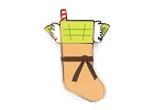 Yoda Star Wars Christmas Stocking