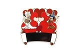 Bride Minnie Sorcerer Mickey - Valentines Day