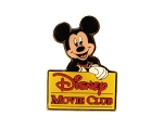 Mickey Disney Movie Club Pin #1