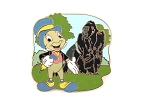 Jiminy with Lowland Gorilla Animal Kingdom