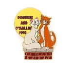 Duchess and O'Malley Aristocats #92 100 Years of Dreams
