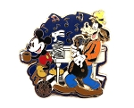 Jam Session Mickey Goofy Artist Choice
