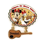 (AP) Cinco De Mayo Mariachi Minnie and Daisy Guitar