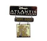 Atlantis the Lost Empire #35 100 Years of Dreams Milo