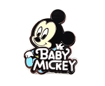 Adorable Baby Mickey Mouse