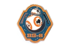 BB-8 Robot - Star Wars The Force Awakens