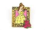 (AP) Belle with Roses Princess Frame