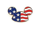American Flag Ear Hat Cast Exclusive