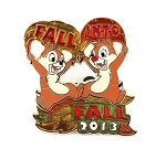 Chip and Dale Fall Autumn 2013
