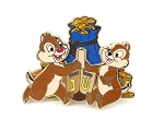 Chip and Dale Hanukkah Dreidel Slider 2013