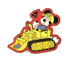 Construction Truck Mickey Mouse