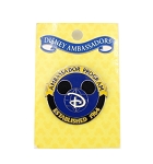 Disney Ambassador Program Cast Pin