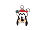 Rare Goofy Christmas Ornament LE 600 Mini