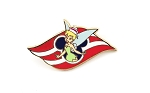 Sailor Tinker Bell Disney Cruise Wave Logo