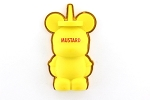 Mustard Condiment 3D Vinylmation Pin