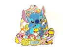 Stitch and Baby Chick Easter