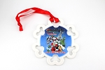 25th Anniversary Ornament Mickey's Very Merry Christmas Party
