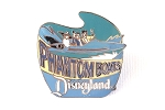 Retro Disneyland Phantom Boats Attraction