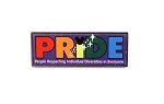 Rainbow Pride People Respecting Diversities
