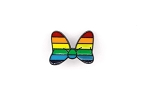 Rainbow Minnie Bow UK Primark