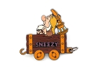 Sneezy Dwarf Train #61 100 Years of Dreams Snow White
