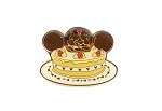 Disney Treats - Wedding Cake - Mickey Minnie Kissing
