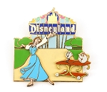 Disneyland Marquee Peasant Belle Chip Mrs Potts