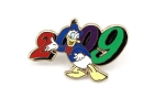 Donald Duck 2009 Dated Pin