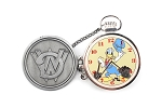Donald Train Pocket Watch WDW Railroad