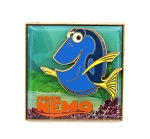 3D Dory - Finding Nemo Movie Scene