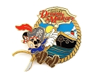 Pirate Mickey Cruise Line Cast Dream Maker
