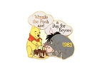 Pooh and Day for Eeyore #21 100 Years of Dreams