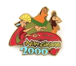 Emperor's New Groove #28 100 Years of Dreams