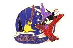 Fantasia History of Art Sorcerer Mickey