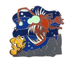 (AP) Nemo and Angler Fish Finding Nemo 15th Anniversary