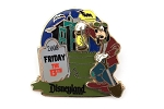Friday 13th Caretaker Goofy Haunted Mansion