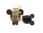 Gold and Black Fancy Mickey Mouse - Arthus B.