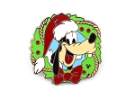 Goofy Christmas Holiday Wreath