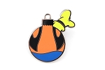 Goofy Christmas Bulb Ornament
