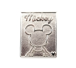 Mickey Got Your Back Silver Chaser DLR