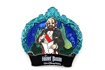 Blue Frame Bearded Man - Haunted Mansion