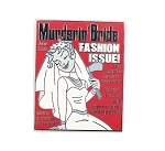 Murderin' Bride Haunted Mansion Magazines
