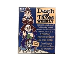 Death and Taxes Weekly Haunted Mansion Magazines