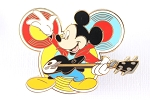 Rock n Roll Mickey with Music Box