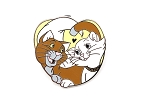 Thomas and Duchess Couple - Aristocats