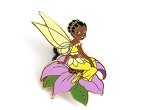 Disney Fairies Iridessa on Flower