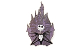 Jack Skellington Purple Castle