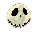 Jack Skellington Face with Sally Glow in Dark NBC
