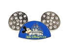 WDW Castle Jeweled Ear Hat